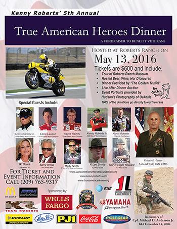 True American Heroes Dinner 2016